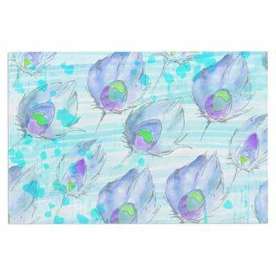 Danii Pollehn Featherdream Illustration Doormat