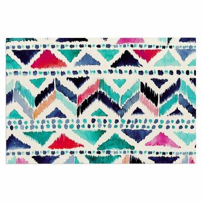 Crystal Walen Celestial Tribal Stripe Doormat
