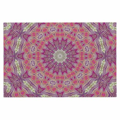 Alison Coxon Gypsy Medallion Digital Doormat