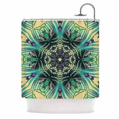 Alison Coxon Paradise Shower Curtain