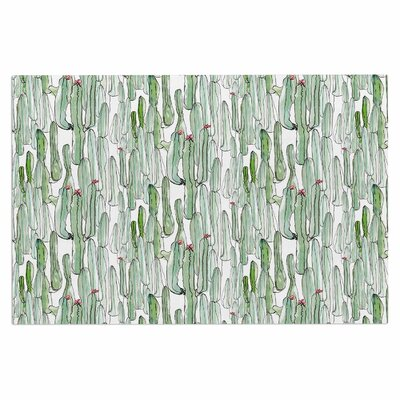 Danii Pollehn Cacti Illustration Doormat