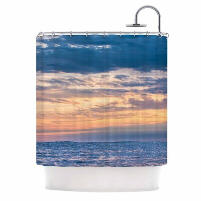 Colin Pierce Beauty in Chaos Photography Shower Curtain