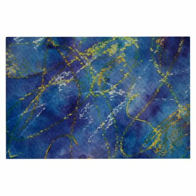 Cyndi Steen Abstract Doormat