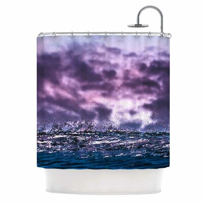 Colin Pierce Grape Drops Photography Shower Curtain