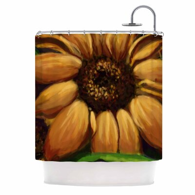 Cyndi Steen Sunflower Days Shower Curtain