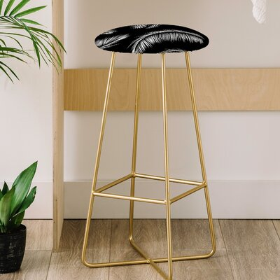 Palm Leaves 30 Bar Stool