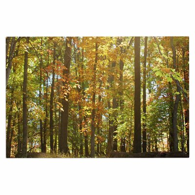 Autumn Trees 2 Doormat