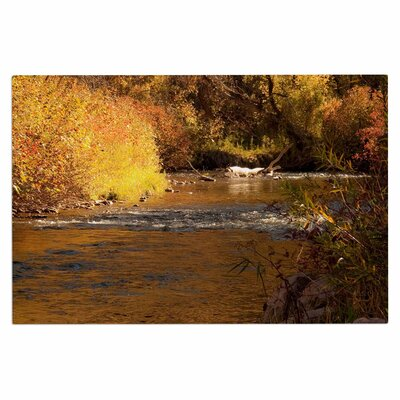 Autumn Stream Doormat