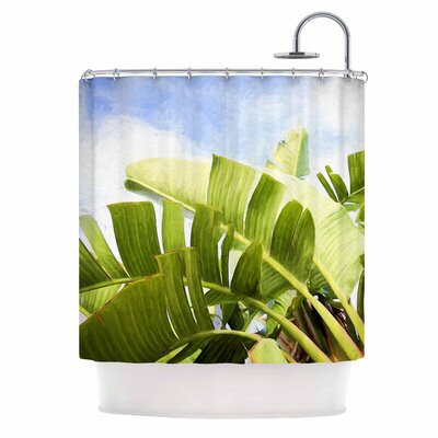 Trpical Charm Shower Curtain