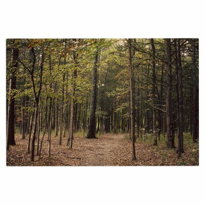 Forest Trees Doormat