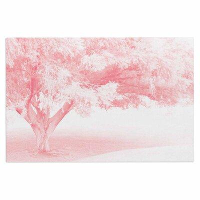 Pink Frost Doormat