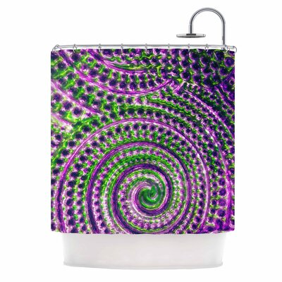 Color Inspiration Shower Curtain