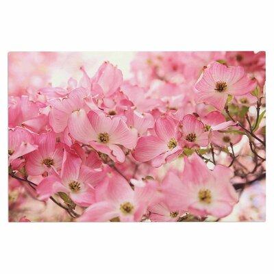 Pink Dogwood Doormat