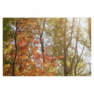 Autumn Trees 1 Doormat