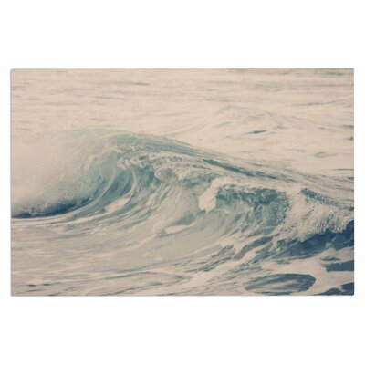 Waves 1 Coastal Decorative Doormat