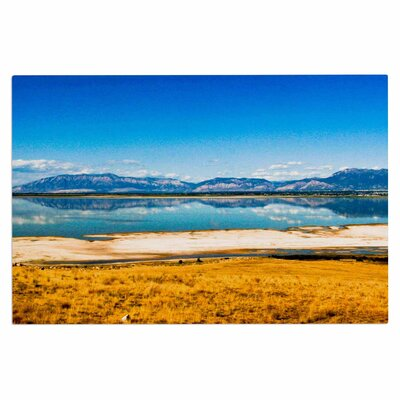 Reflection Nature Photography Decorative Doormat