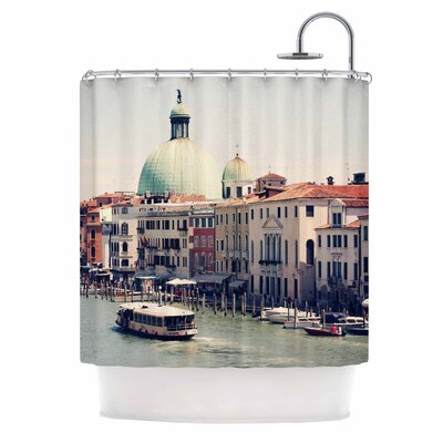 Venice 3 Shower Curtain