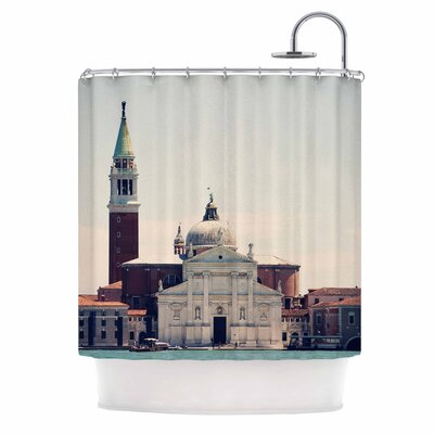 Venice 7 Shower Curtain
