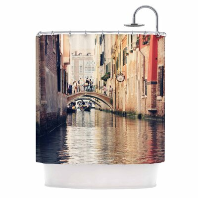 Venice 10 Shower Curtain