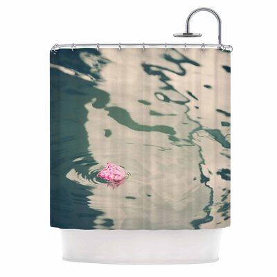 Venetian Rose Shower Curtain