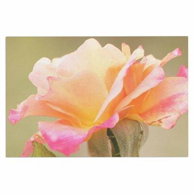 Rose in Full Bloom Doormat