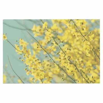 Yellow Blooms Doormat