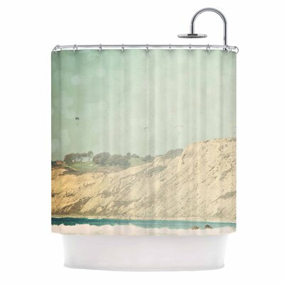 West Coast 3 Photography Shower Curtain