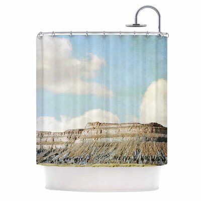 Out West Photography Shower Curtain
