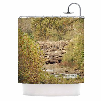 In the Woods 4 Nature Shower Curtain