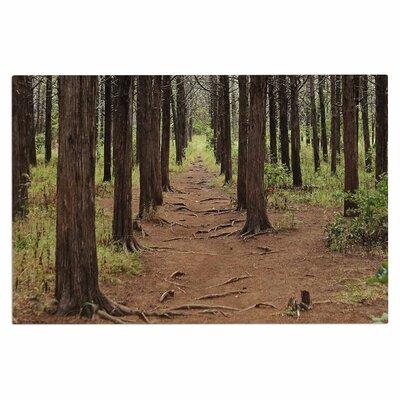Parallel Forest Doormat