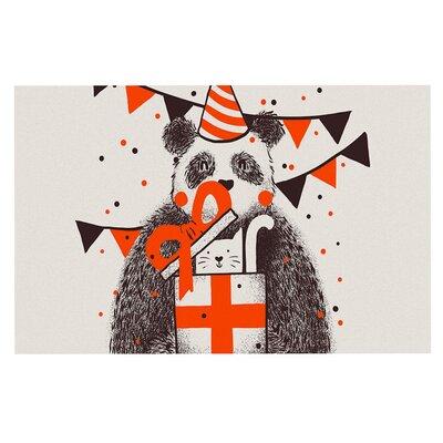 Happy Birthday Doormat