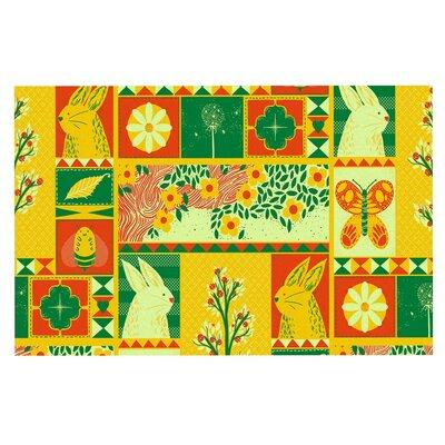 Spring Seasonal Decorative Doormat