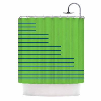 Stepenice V.3 Shower Curtain