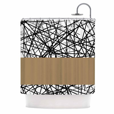 Kava Shower Curtain