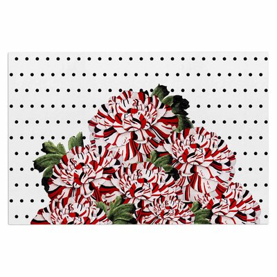 Spring Pattern Floral Mixed Doormat