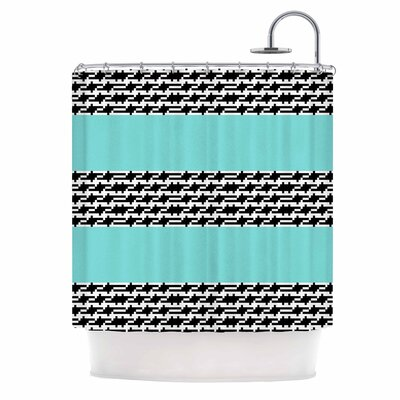 Pruga Shower Curtain