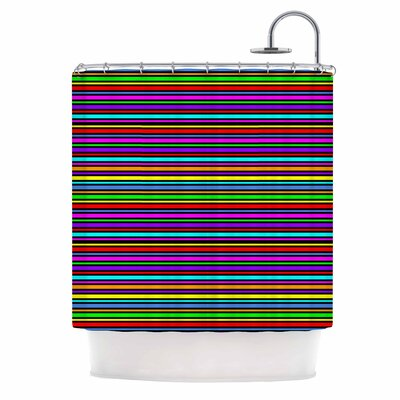 Kolor Shower Curtain
