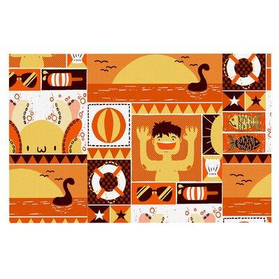 Summer Seasonal Decorative Doormat