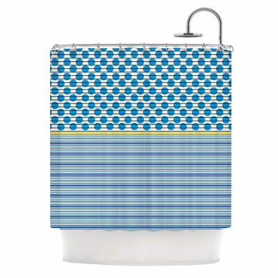 Bazen Shower Curtain