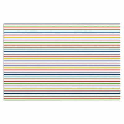 Pruge Stripes Decorative Doormat
