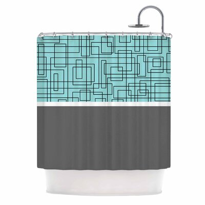 Pola Shower Curtain