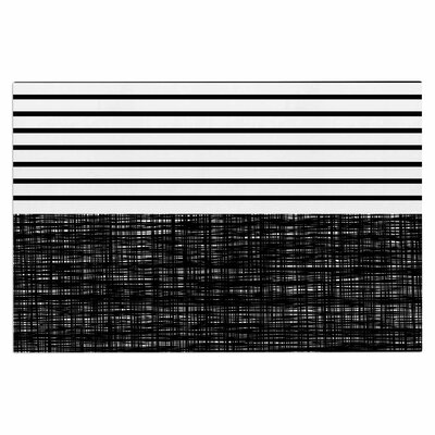 Platno (with Black Stripes) Doormat