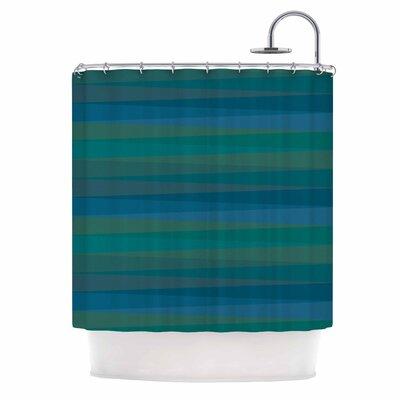 Trokuti V.2 Shower Curtain