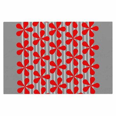 Crvena Doormat