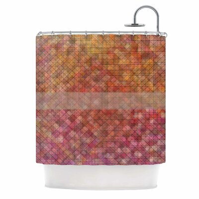 Pacio Digital Shower Curtain