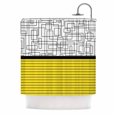 Pola V.2 Shower Curtain