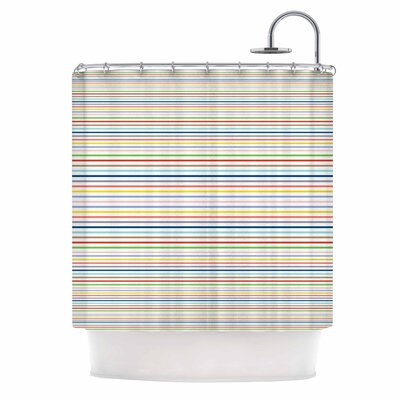 Pruge Shower Curtain