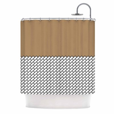 Opeka Shower Curtain