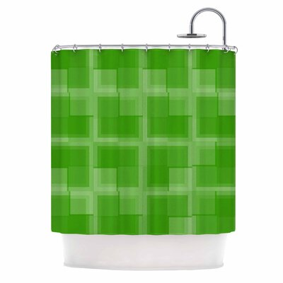Menta V.2 Digital Shower Curtain
