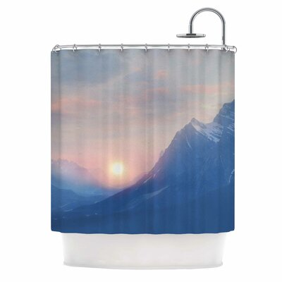 Pastel Vibes 08 Shower Curtain